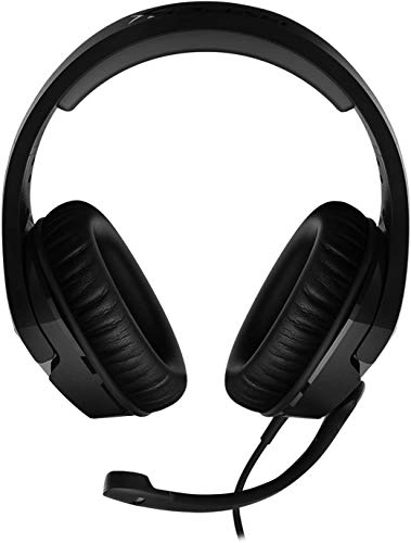 HyperX Cloud Stinger – Gaming Headset, Lightweight, Comfortable Memory Foam, Swivel to Mute Noise-Cancellation Microphone, Works on PC, PS4, PS5, Xbox One, Xbox Series X S, Nintendo Switch and Mobile
