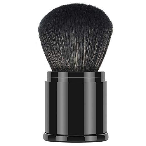 ZYFF huazhuangshua Poudre à épousseter brosse Pinceau blush Set pinceau à maquillage rétractable portable une pièce télescopique portable!