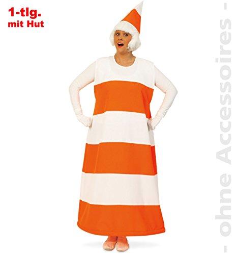 Fritz Fries & Söhne GmbH Unisex Kostüm Pylone (XL) zu Karneval, Fasching