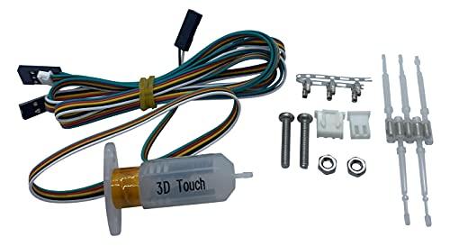 3DPLady | 3D Touch (neuste Version) Automatischer Nivellierungssensor + 5 Ersatznadeln - 3D Drucker Zubehör