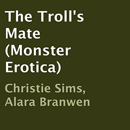 The Troll's Mate audiobook cover art