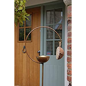 GAP Garden Products - Bowl and hook bird feeder