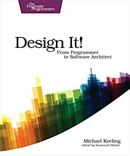 Design It!: From Programmer to Software Architect (1680502093) | Amazon price tracker / tracking, Amazon price history charts, Amazon price watches, Amazon price drop alerts