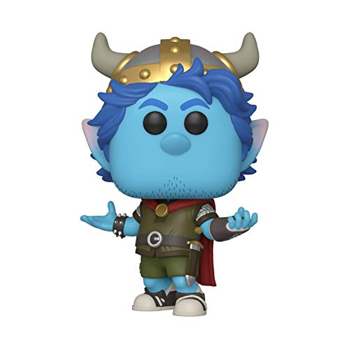 Funko Pop! Disney: Onward - Barley in Cosplay, Amazon Exclusive, Multicolor