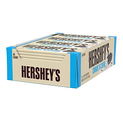 Hershey's Cookies & Creme Bar 36x43g