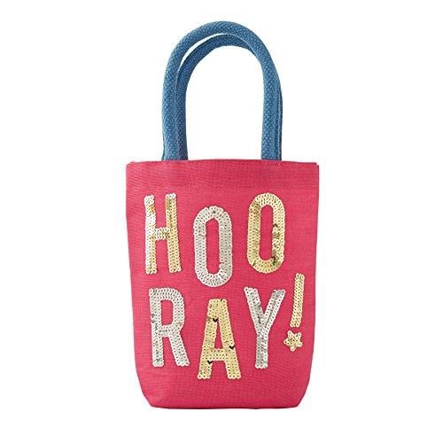 Children Dazzle Mini Tote Bags (Hooray!)