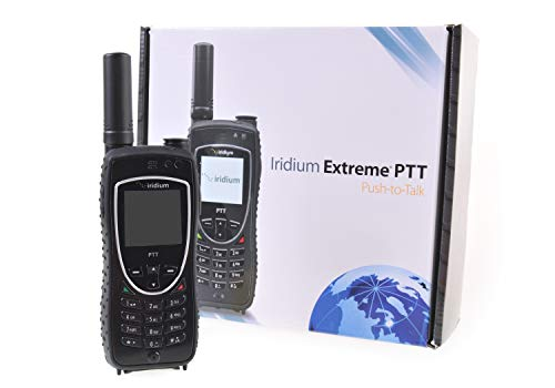 Iridium 9575 Extreme Push to Talk (PTT) Teléfono Satelital