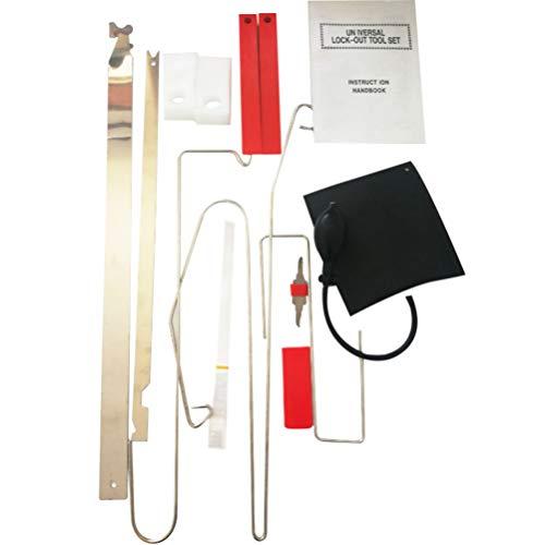 IMIKEYA Car Door Maintenance Kits Door Expander 12pcs Car Auxiliary Maintenance Tools Multifunctional Car Door Expander Kits
