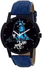 Maa Creation Mahadev Blue Analogue Watch for Men & Boy