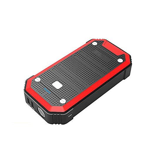 Liangzi Arrancador portátil para automóvil Amplificador de batería automático Cargador de Herramientas eléctricas para Exteriores Cargador/mantenedor de batería automático Inteligente