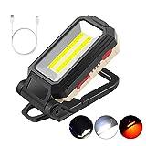 Gobesty Linterna de luz de Trabajo LED, Reflector LED de 10 W, lámpara de inspección...