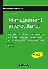 Management Interculturel - 7e éd d'Olivier Meier