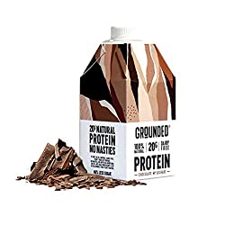 ALL NATURAL, PLANT BASED & DAIRY FREE DRINK- 100% vegan with real ingredients, no nasties 20G PROTEIN - from plants. Perfect for sport recovery SMOOTH & CREAMY - like dairy but without the cows. Ready to drink: shake & enjoy LESS SUGAR THAN MILK - & ...