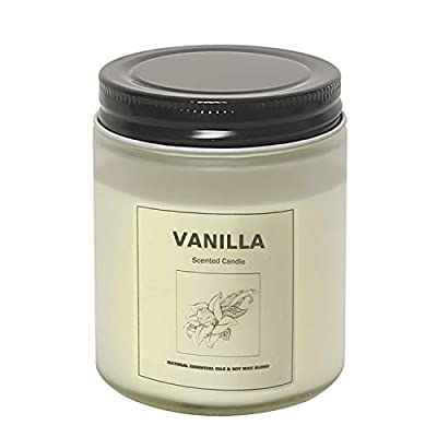 Candles Natural Scented Soy