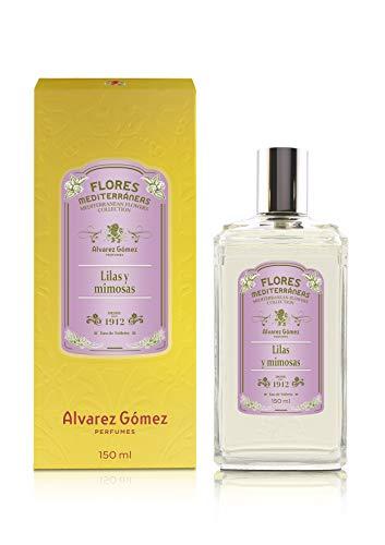 Alvarez Gomez Flores Mediterráneas, Lilas y Mimosas, Eau de Toilette, 150 Mililitros