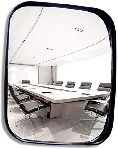 Traffic Mirror Wide Angle Safety Convex Family Driveway Garage Hospital Parking Lot Traffic Safety...
