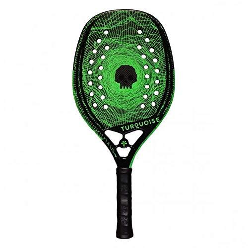 Turquoise Racchetta Beach Tennis Racket Black Death 10.1 Green 2020