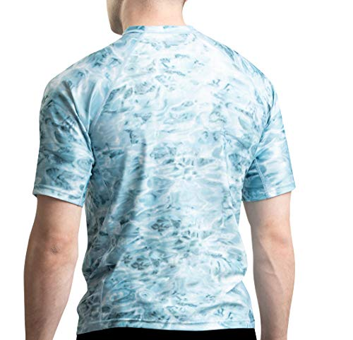 Aqua Design Rash Guard Men