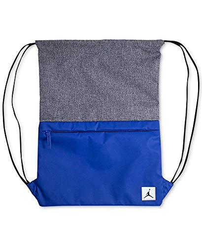 Jordan Big Boys Pivot Drawstring Sack Bag (One Size, Hyper Royal(9A0084-U5H))