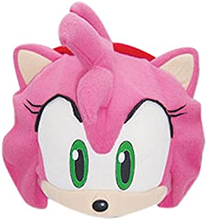 amy the hedgehog costume