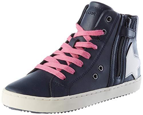 Geox Mädchen J Kalispera Girl A Sneaker, (Navy), 27 EU