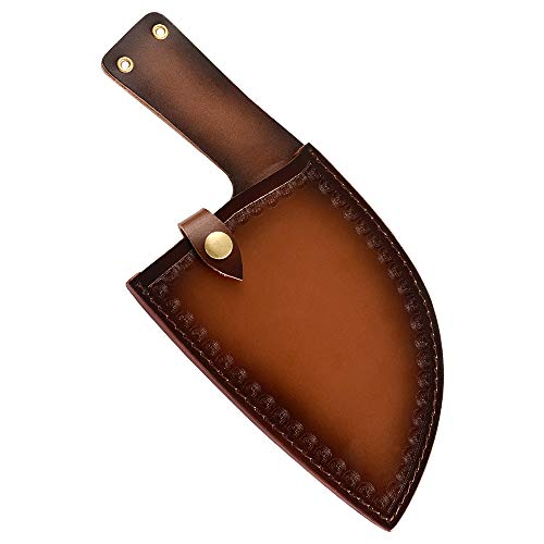 meat cleaver knife cover - 6