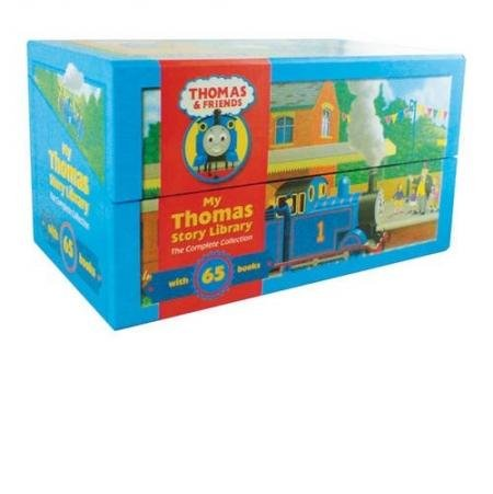 Thomas Story Library Ultimate Collection 65 Books Boxed Set