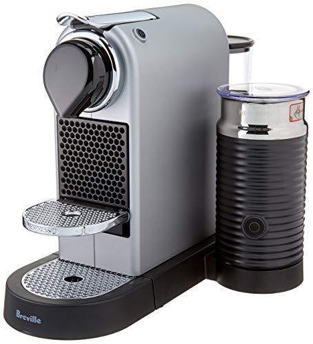 Nespresso CitiZ & Milk by Breville - Silver Bundle