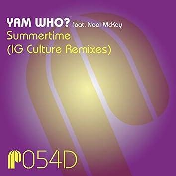 Summertime (IG Culture Remixes)
