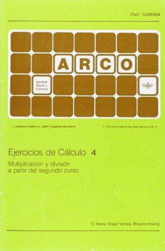ARCO EJERCICIOS CALCULO 4