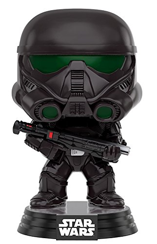 Funko Imperial Death Trooper Figura de Vinilo, coleccion de Pop, seria Star Wars Rogue One (10462)