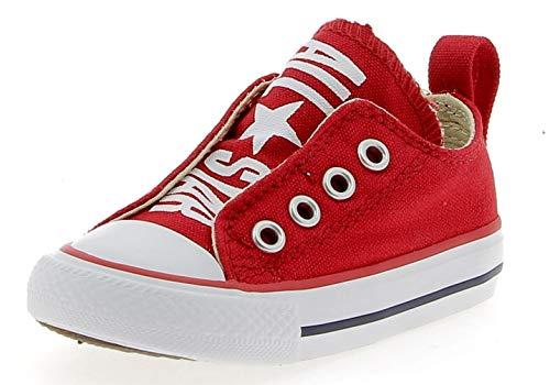 Converse 760975C Sneaker Bambino Rosso 26