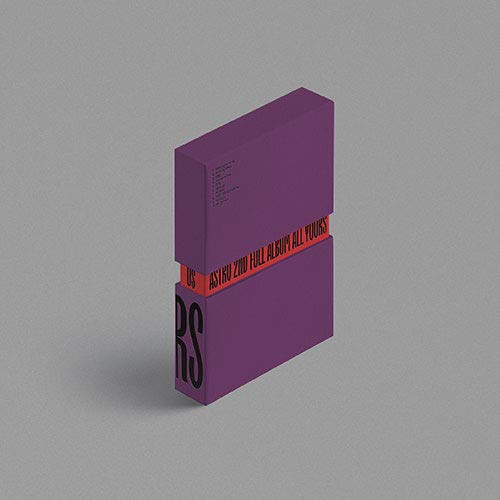 ASTRO [ ALL YOURS ] 2nd Album [ US ] VER. CD+Photo Book+Post Card+Message+2Card K-POP SEALED+TRACKING CODE