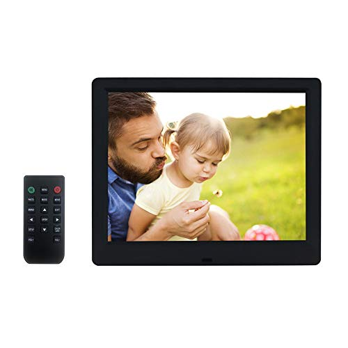 9 Inch IPS Digital Picture Frame Full Angle1024x768 High Resolution LCD...