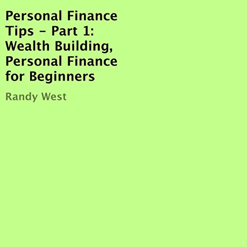 Personal Finance Tips - Part 1 audiobook cover art