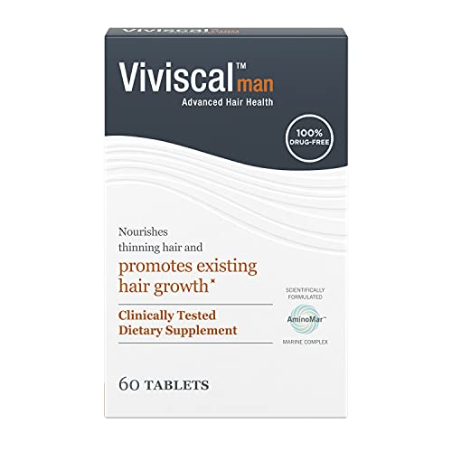 Viviscal Men's Hair Growth Supplements for...