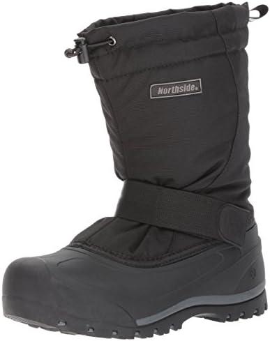 Northside Men s Alberta II Snow Boot Onyx 9 M US product image