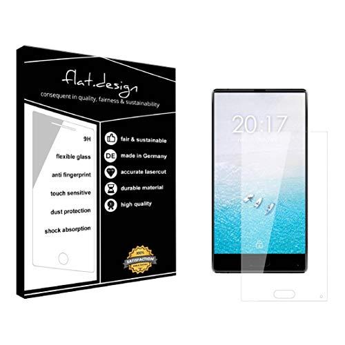 1x Bildschirm Schutz für Ulefone F1 Screen Bildschirmschutz Schutzfolie kristallklar Flexible Folie, robust wie Glas. Qualität, Nachhaltigkeit und Fairness Made in Germany