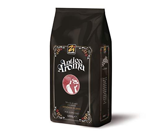 Zicaffé Espresso Antico Aroma Bohnen, 1er Pack (1 x 1 kg)