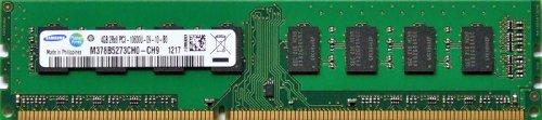 Samsung Aggiornamento Memoria Ram 4 Gb Ddr3 Pc3 10600-1333 Mhz 240 Pin Dimm