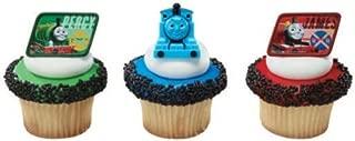 24 ~ Thomas the Train & Friends Rings ~ Designer Cake/Cupcake Topper ~ New!!!!!