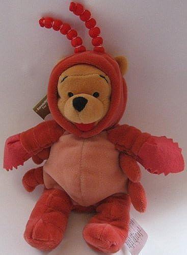 Winnie the Pooh Bean Bag Plush HGoldscope Sign Cancer Pooh 8 by Disney by Disney