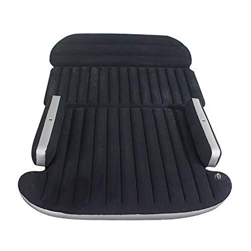 household items Cama de Aire para Viajes en automóvil, Colchón de Aire Dividido, Cama de Aire flocada, Camping, Cama de Aire de extensión de Asiento Trasero para SUV