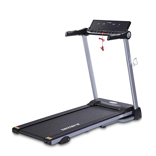MaxKare Folding Treadmill Electric Motorized Running Machine with 15 Pre-Set Programs 2.5HP Power...