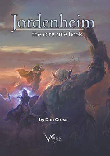 Jordenheim: Core Rule Book