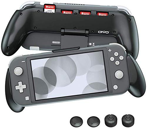 OIVO Funda Grip Case para la Nintendo Switch Lite, asimétri