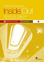 New American Inside Out Pre-intermediate A - Workbook With Key and Audio Cd