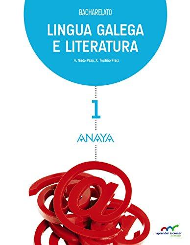 Lingua Galega e Literatura 1. (Aprender é crecer en conexión) - 9788467828054