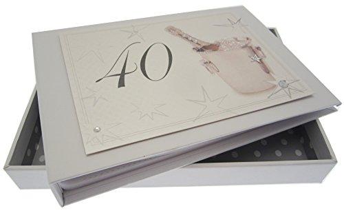 40e verjaardag, Mini fotoalbum, Champagne emmer