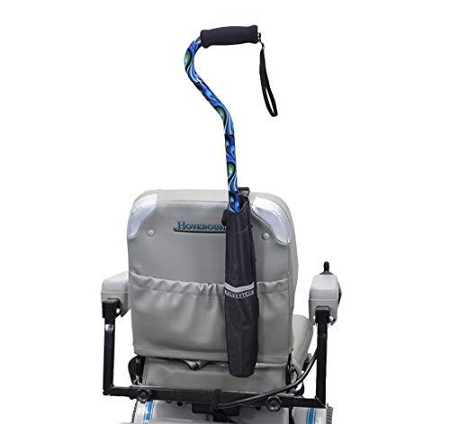 AlveyTech - Soporte universal para cañas de movilidad y sillas eléctricas